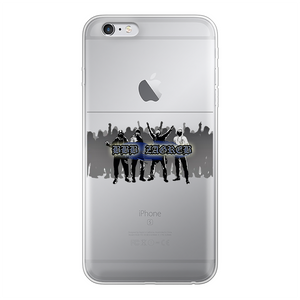 dinamo2 Back Printed Transparent Soft Phone Case