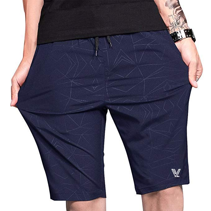 Quick Dry Sport Shorts | Navy Blue
