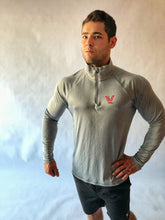 Load image into Gallery viewer, Men Quarter-Zip Lightweight Pullover