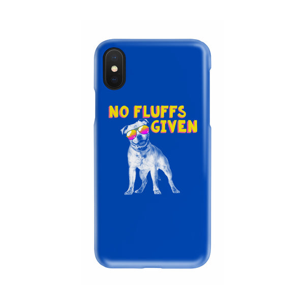 No Fluffs Given Slim Phone Cases