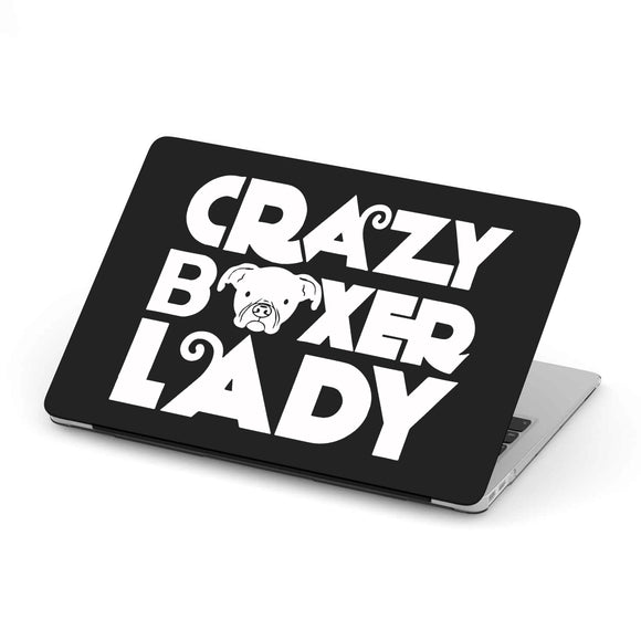Boxer Lady MacBook and MacBook Pro Case