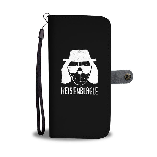 HeisenBeagle Wallet Cases