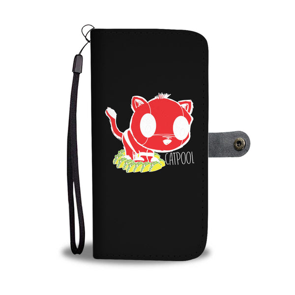 Catpool Wallet Cases
