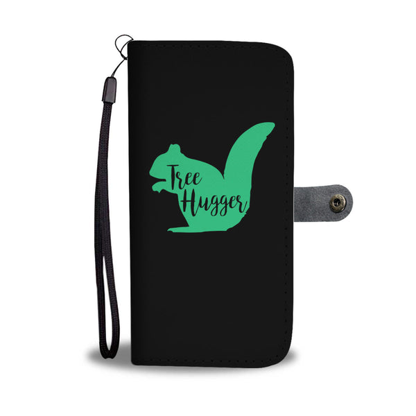 Tree Hugger Wallet Cases