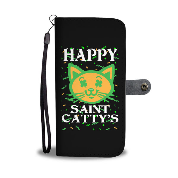 The Lucky Cat Wallet Cases