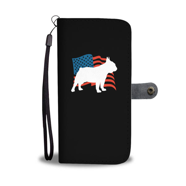 USA Frenchie Wallet Cases
