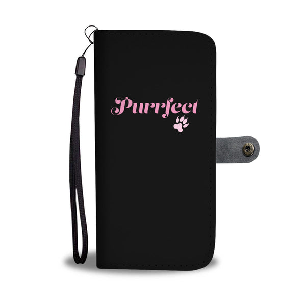 Pur Pur Purrfect Wallet Cases