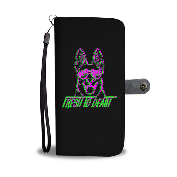 Fresh To Death Wallet Cases