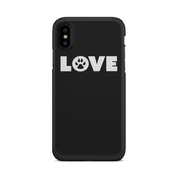 For The Love of Paws Tough Phone Case
