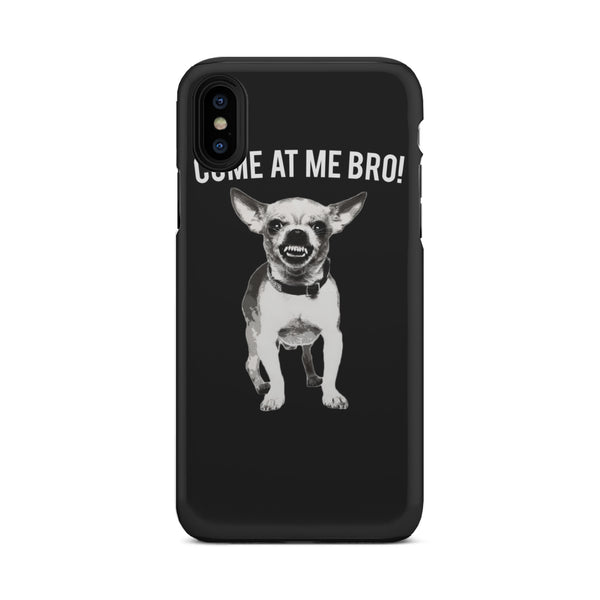 Come At Me Bro, Mad Dog Tough Phone Case