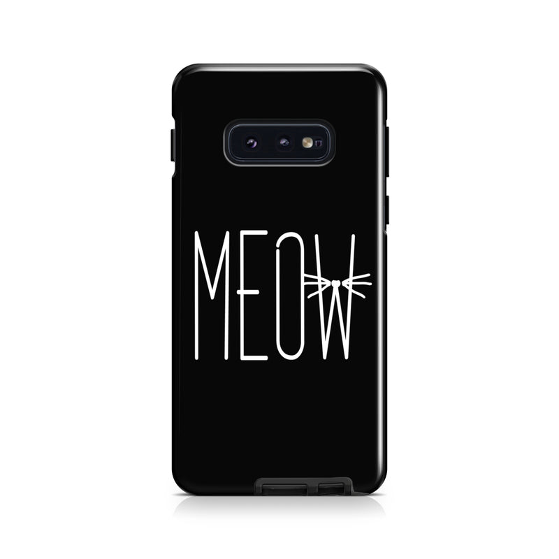 MEOW -Talk to your Cat Tough Phone Cases