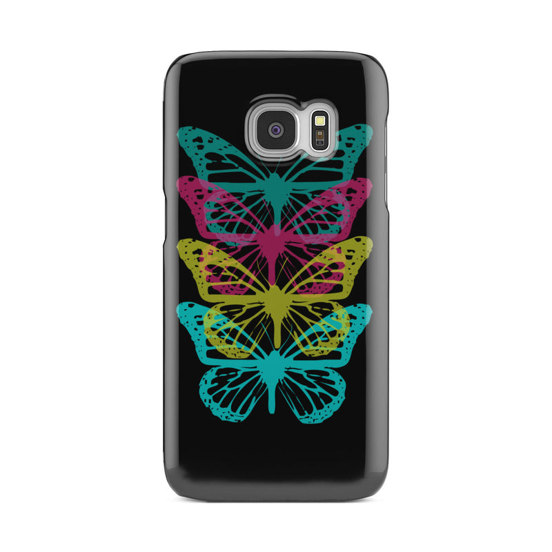 Butterfly Rainbow Slim Phone Case