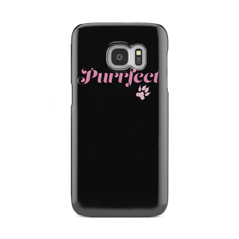 Pur Pur Purrfect Slim Phone Case