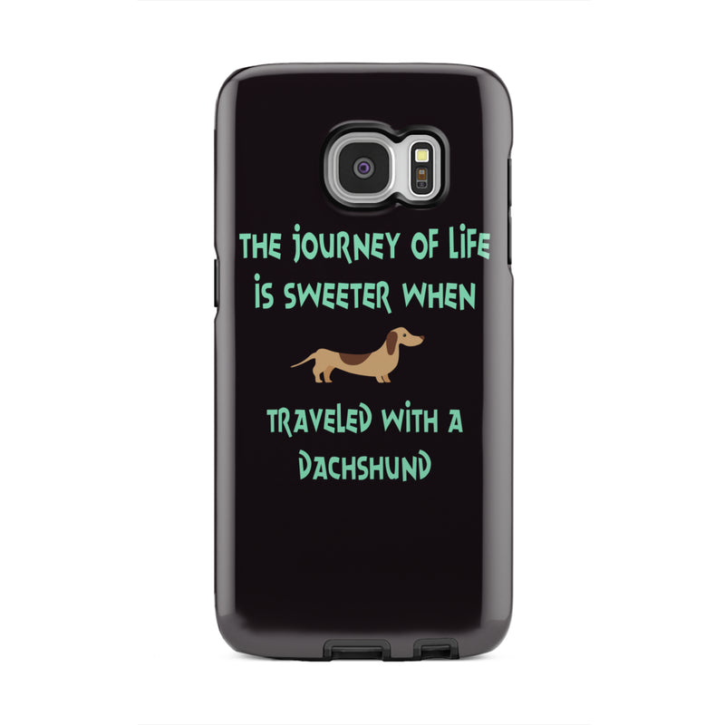 Dachshund Tough Phone Cases