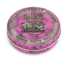 Load image into Gallery viewer, REUZEL Pink Medium Hold Pomade