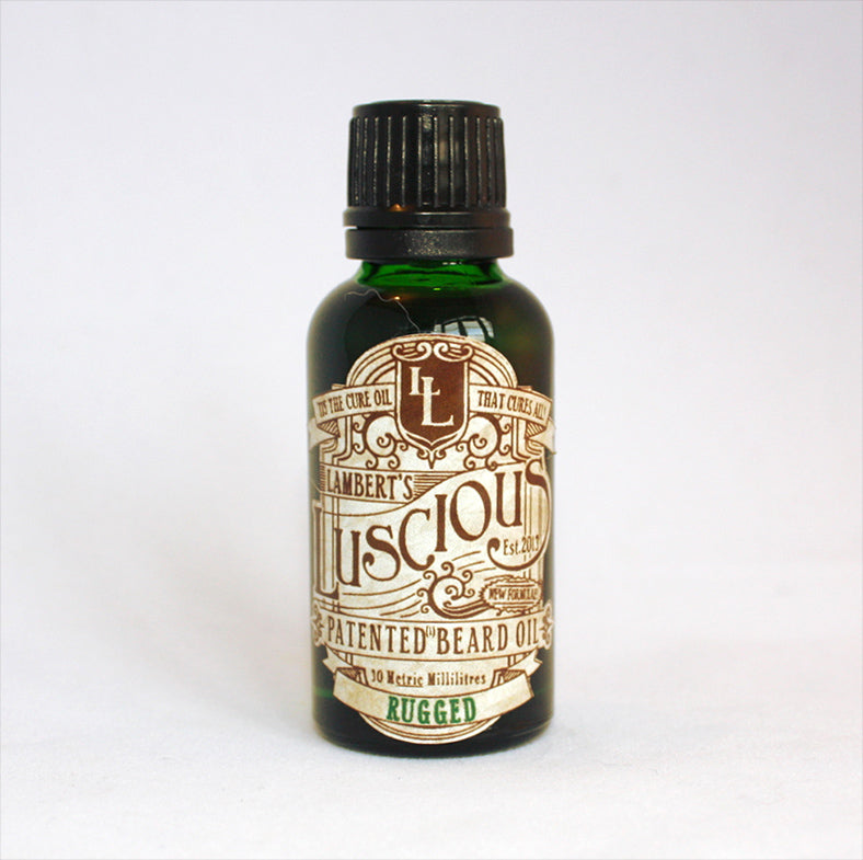 Lambert's Luscious Rugged Beard Oil