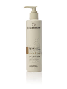 De Lorenzo Novafusion Natural Tones Shampoo 250ml