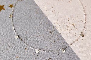 The Tiny Coins Necklace