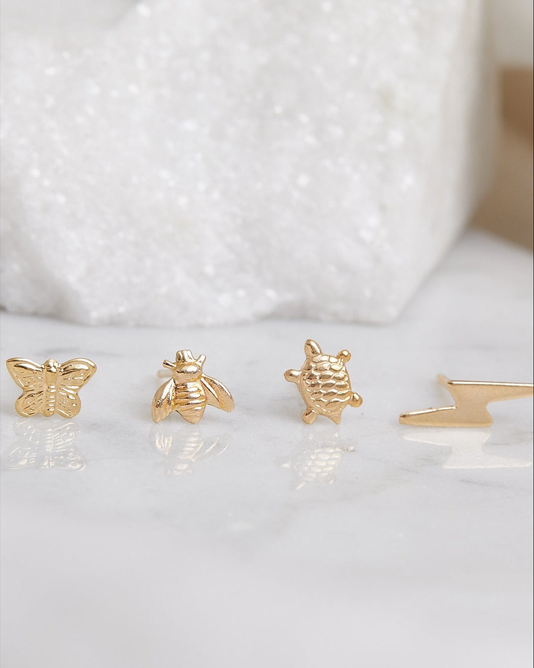 The Pearl Letter Necklace