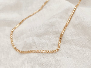 Long Delicate Bismarck Chain