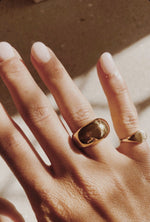 Chunky Dome Ring