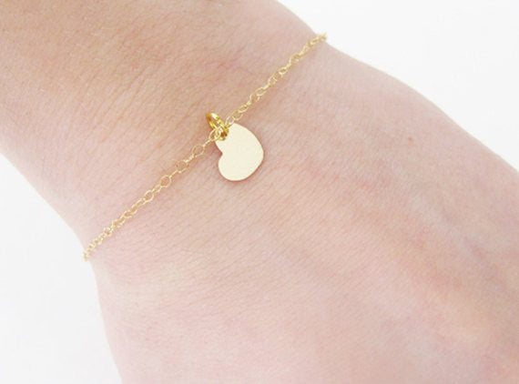 The Tiny Heart Bracelet