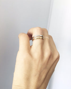 Super Thick Minimal Ring