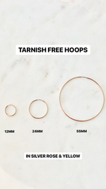 The Perfect Medium Hoops