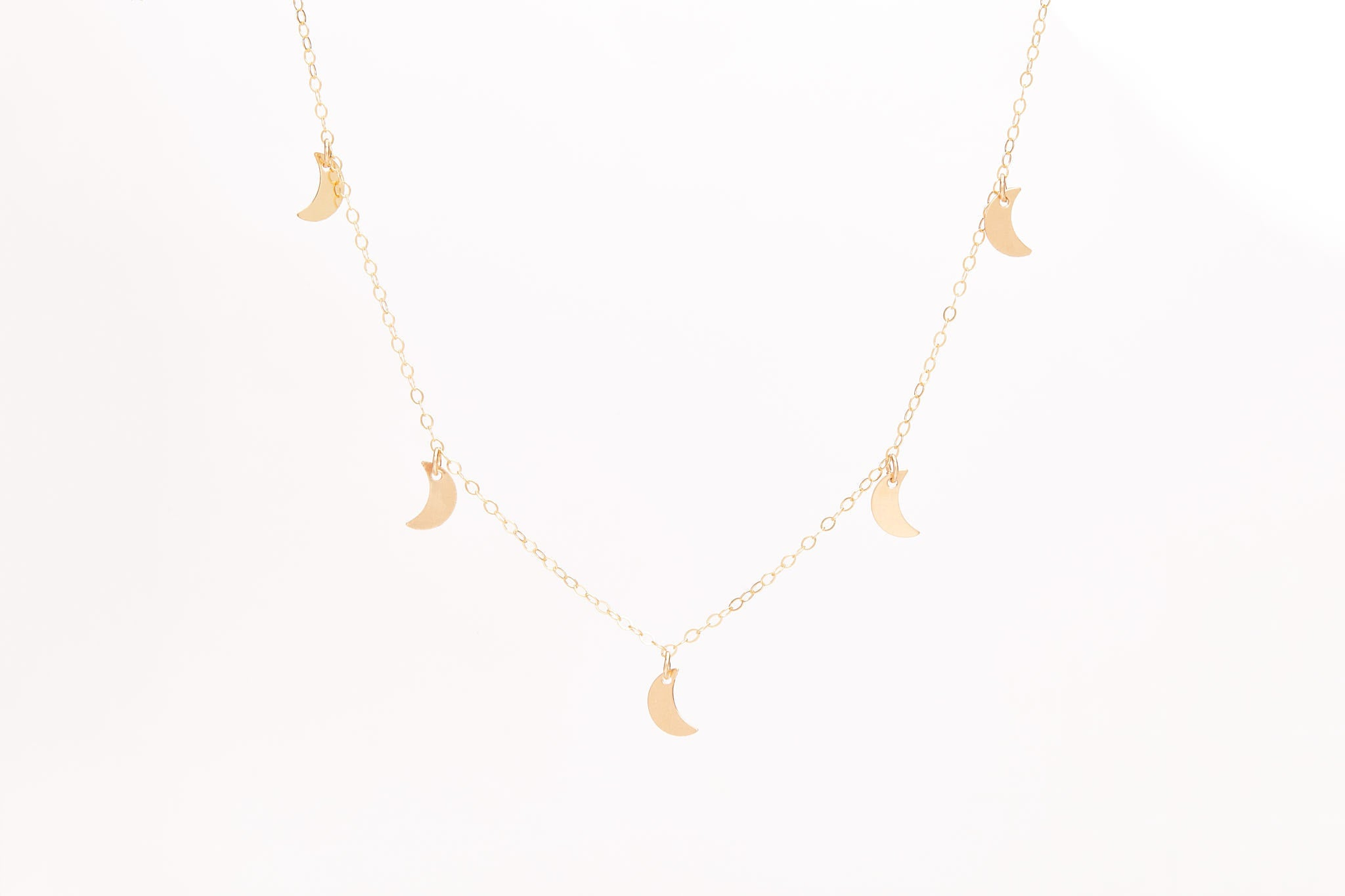 The Moon necklace