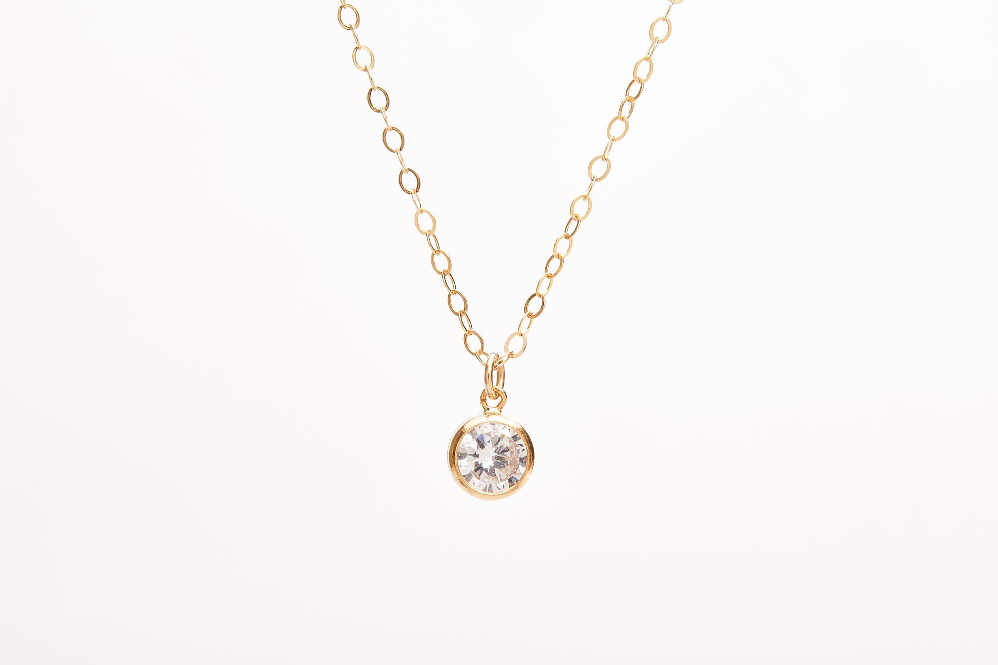 The CZ Necklace