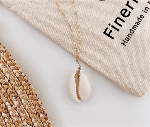 The Seashell Necklace