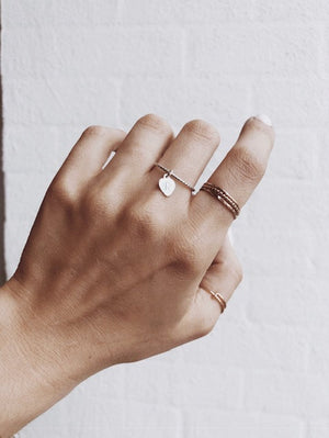 The Dangling Initial Ring
