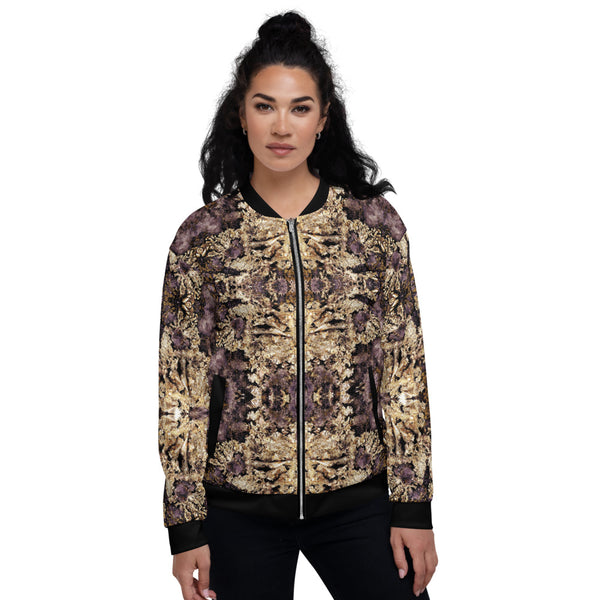 Goldirocks Unisex Bomber Jacket