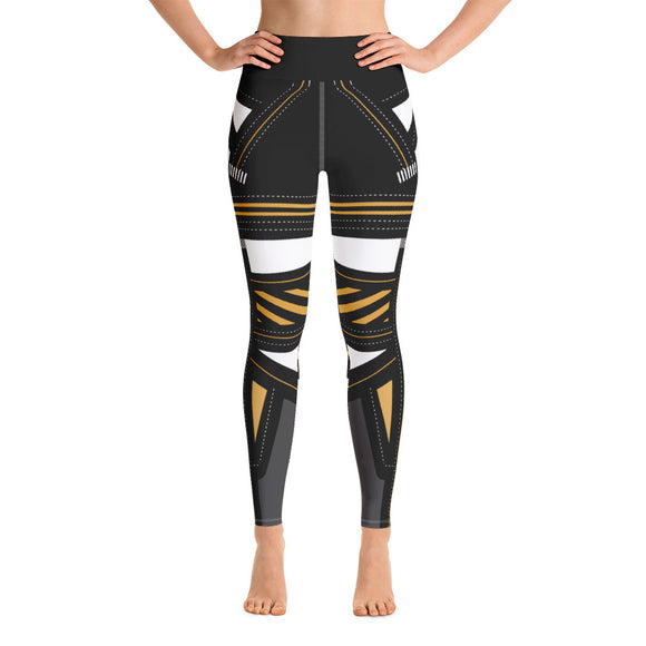 Road Warrior Yoga Leggings
