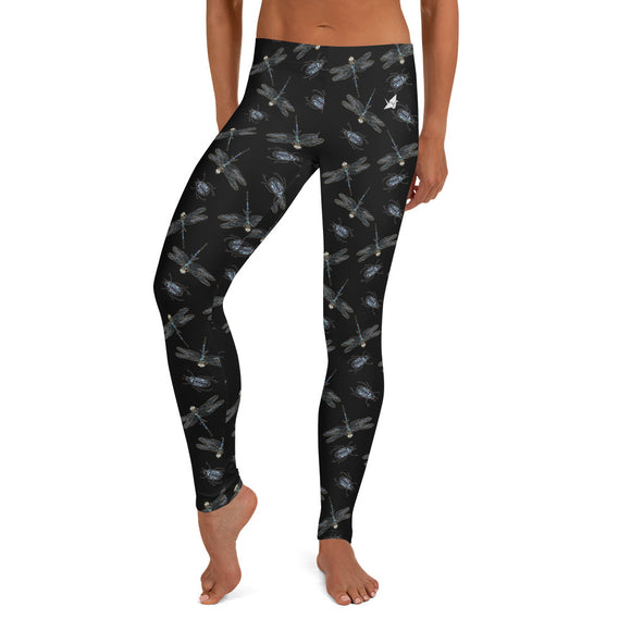Paua Insect Leggings