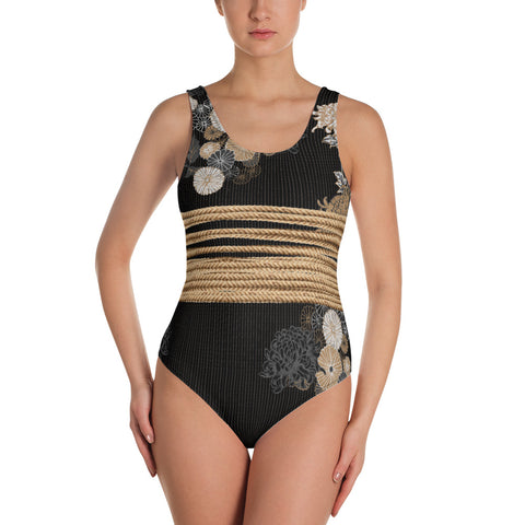 Boss Bound Mum One-Piece Swimsuit Bodysuit