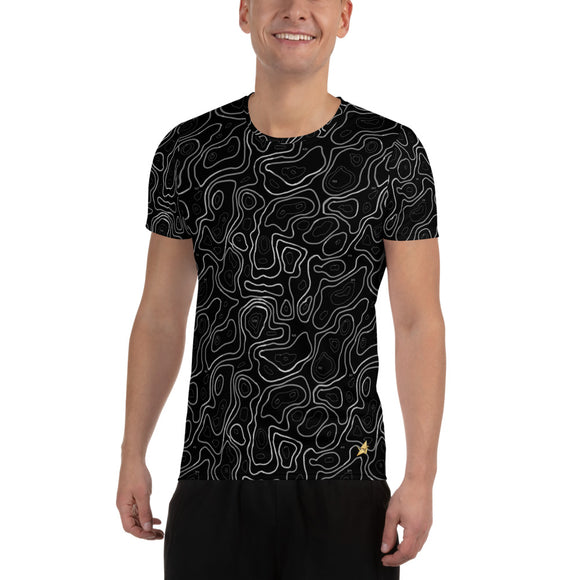 Elevated Men's Athletic T-shirt