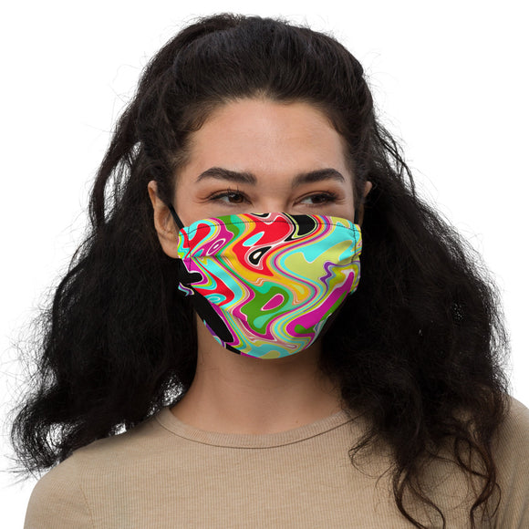 Wavelengths Face mask
