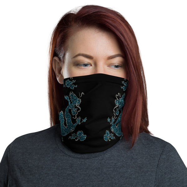 Cloud Dragon Face Mask, Headband, & Neck Gaiter