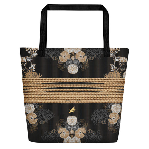 Kiku Boss Bound Beach Bag
