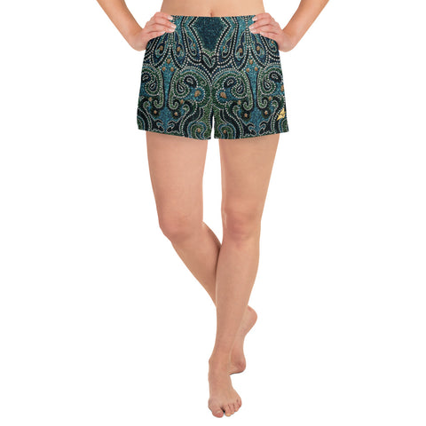 Limited Edition Cloud Empress Athletic Short Shorts