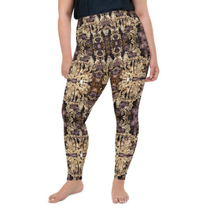 Goldirocks Plus Size Leggings