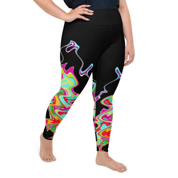 Wavelengths BB Size Leggings