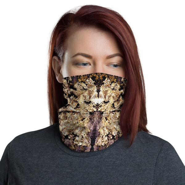 Goldirocks Multi-functional Face Mask, Head Band, and Neck Gaiter