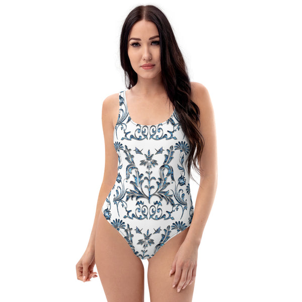 Pretty Pauaful One-Piece Swimsuit