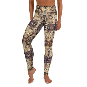 Goldirocks Yoga Leggings