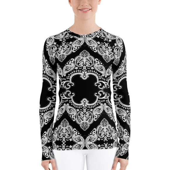 Rodeo Drive Rash Guard