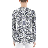 Blue Leopard Women's Rash Guard