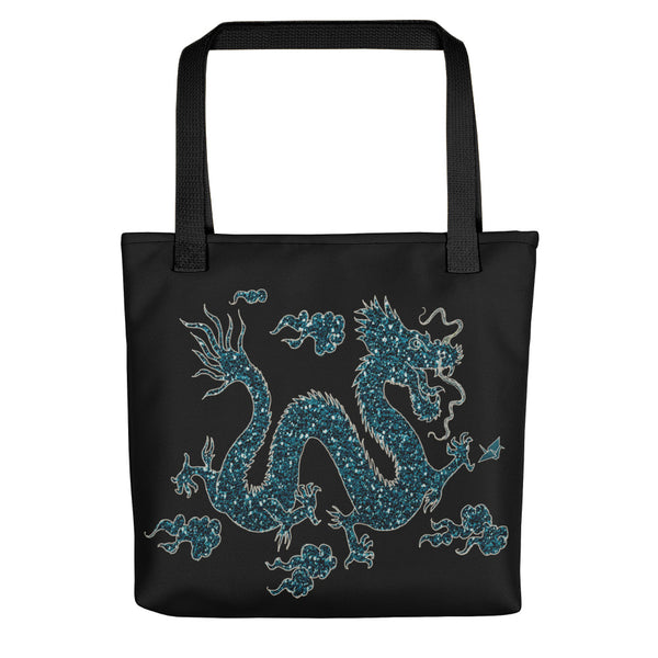 Cloud Dragon Tote bag