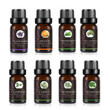100% Pure Essential Oils For Aromatherapy 10ml